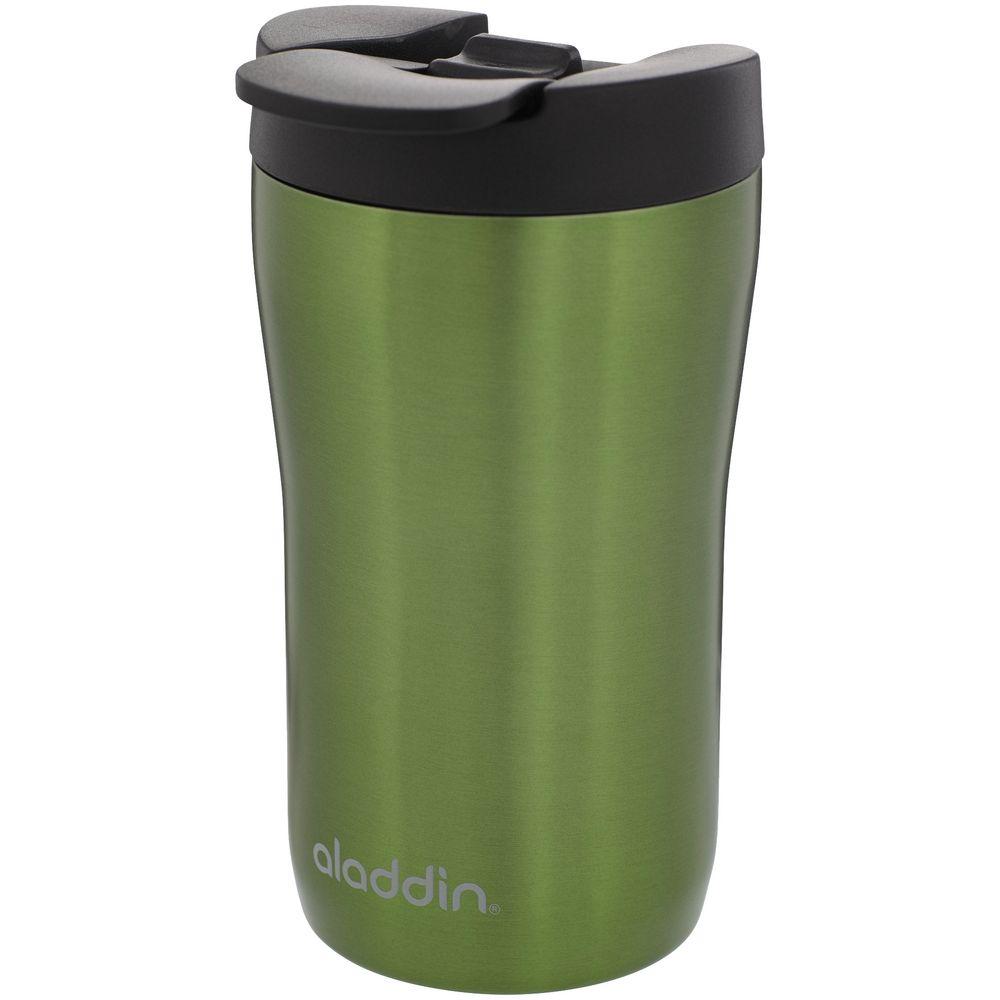 Термокружка Latte, зеленая