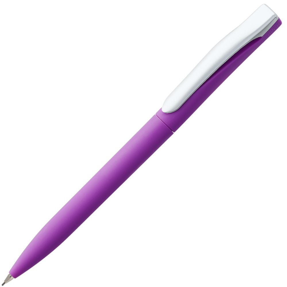 Карандаш механический Pin Soft Touch, фиолетовый