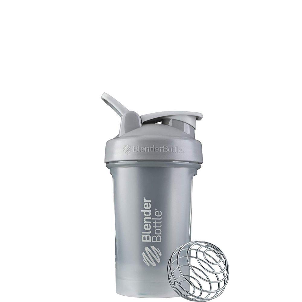 Спортивный шейкер Classic V2 Full Color, серый графит