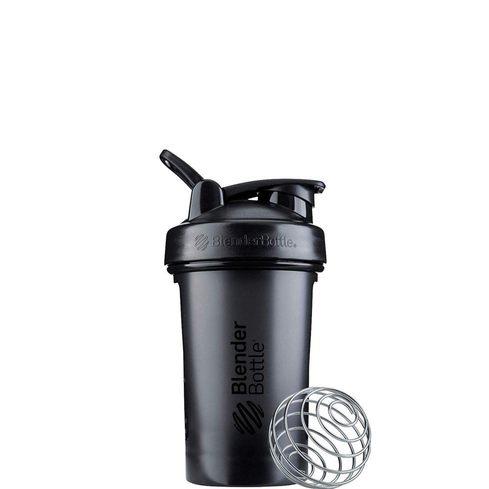 Спортивный шейкер Classic V2 Full Color, черный