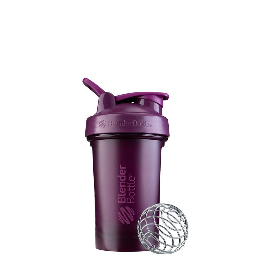 Спортивный шейкер Classic V2 Full Color, фиолетовый (сливовый)