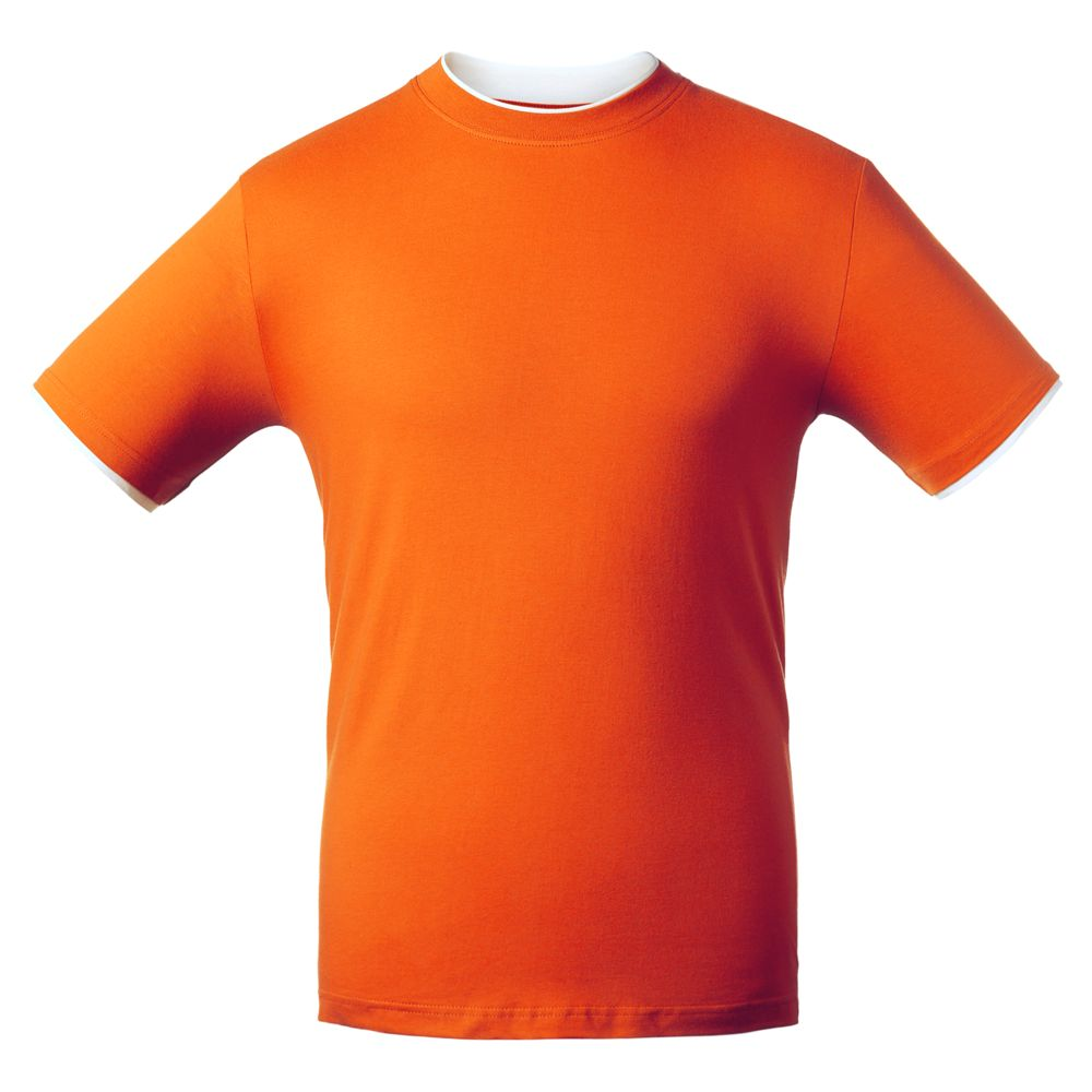 Футболка T-bolka Accent, оранжевая
