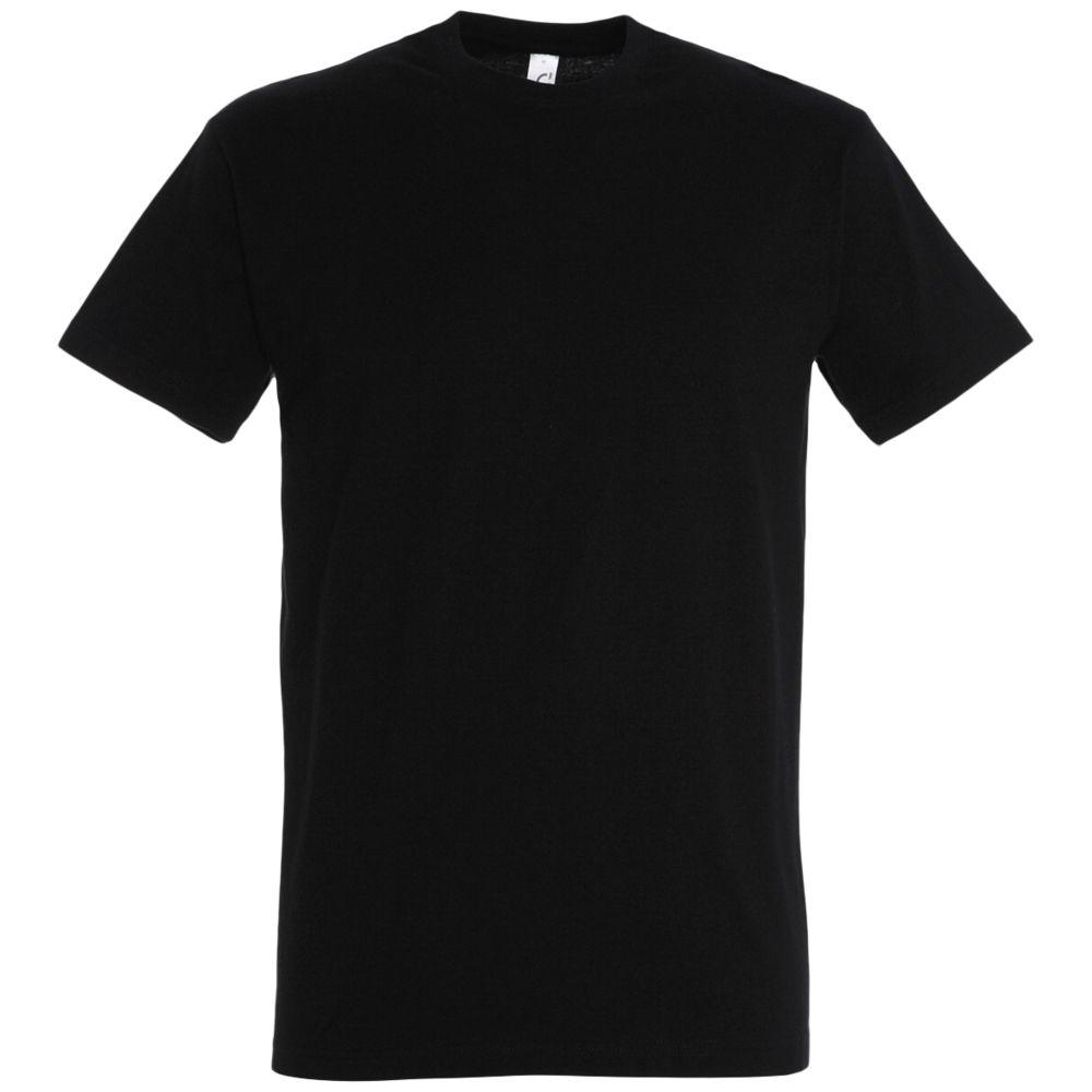 Футболка IMPERIAL 190, черная