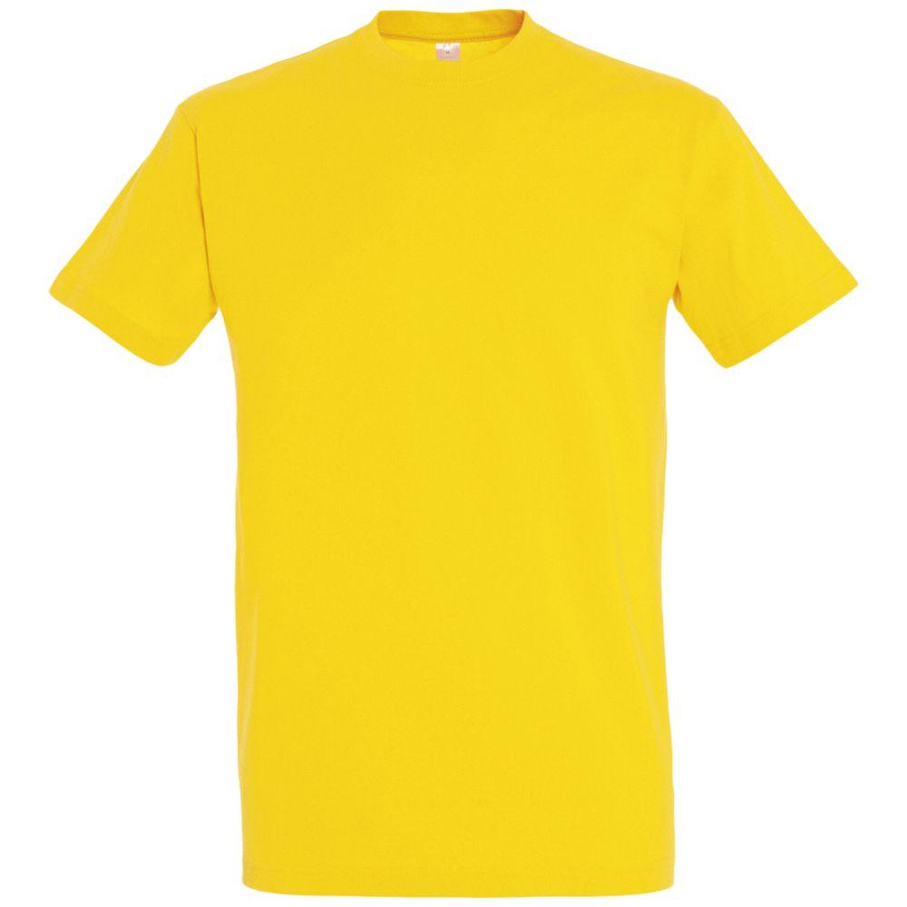 Футболка IMPERIAL 190, желтая
