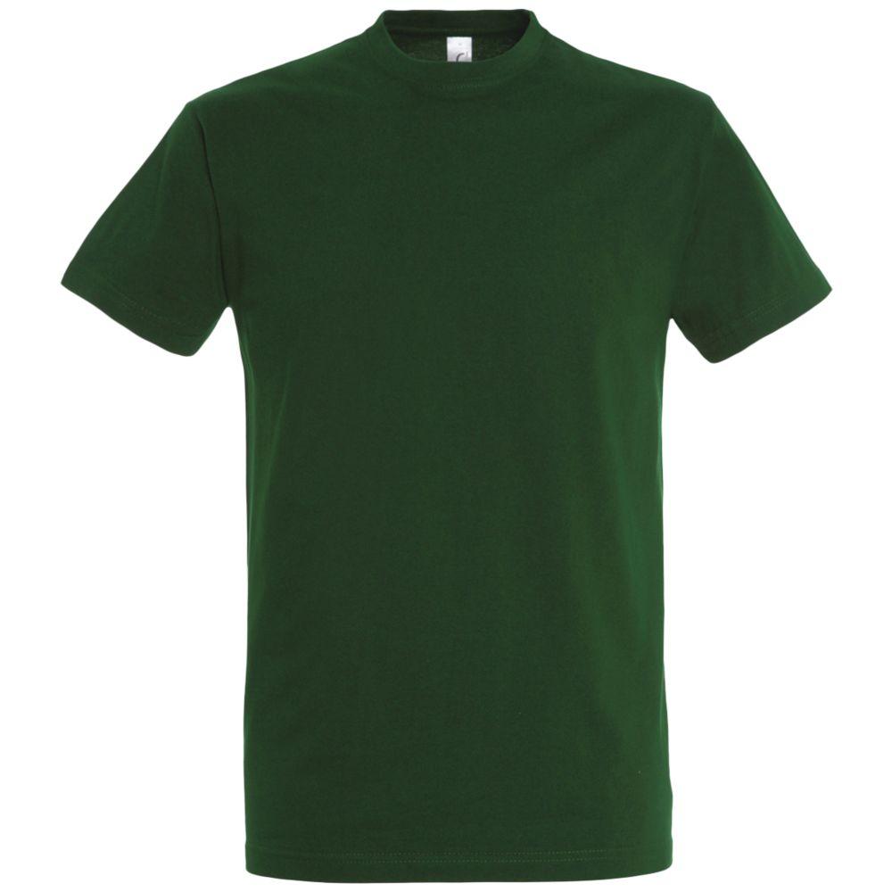 Футболка IMPERIAL 190, темно-зеленая