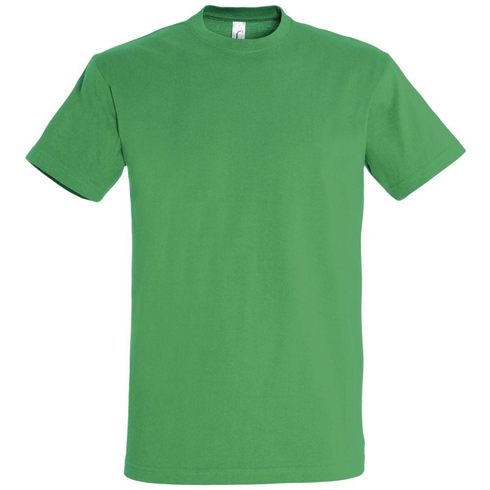 Футболка IMPERIAL 190, ярко-зеленая