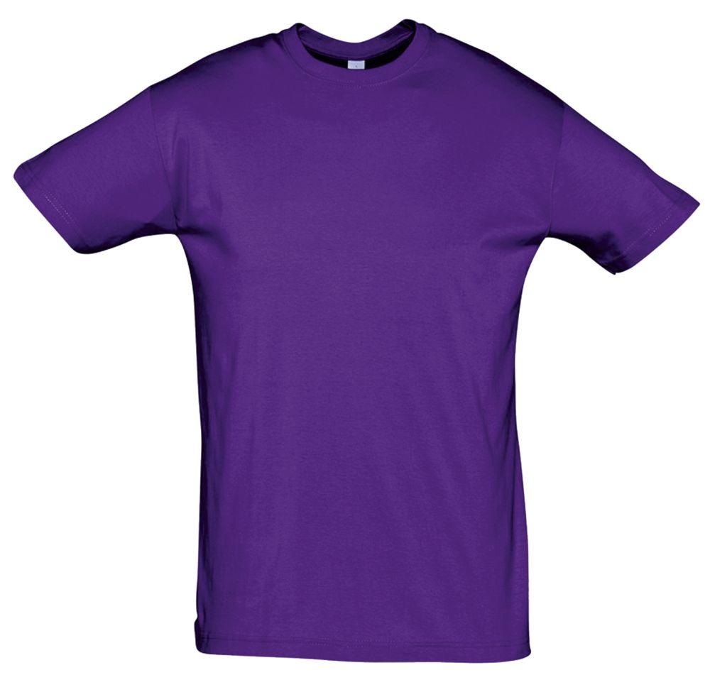 Футболка REGENT 150, темно-фиолетовая