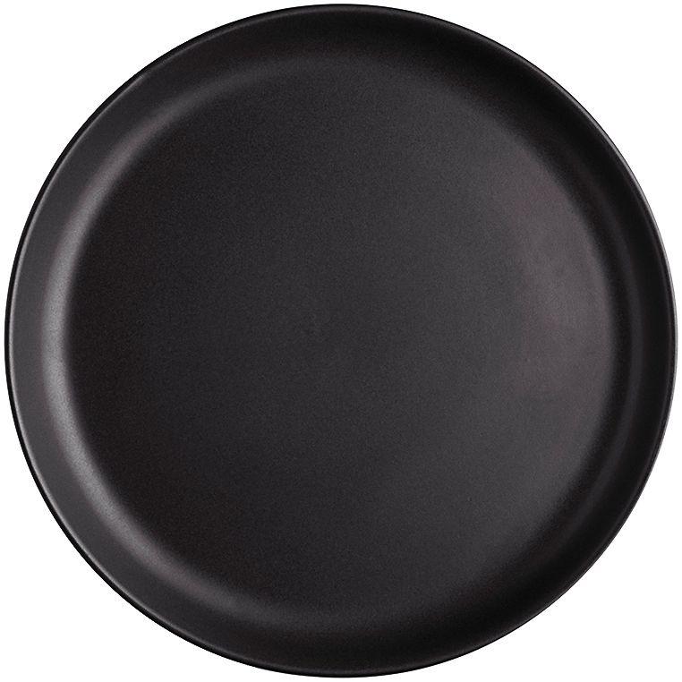 Тарелка Nordic Kitchen, средняя, черная