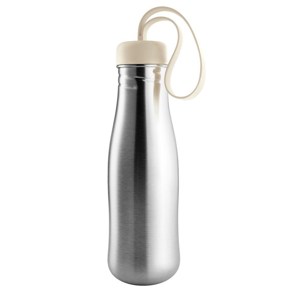 Бутылка для воды Active, бежевая