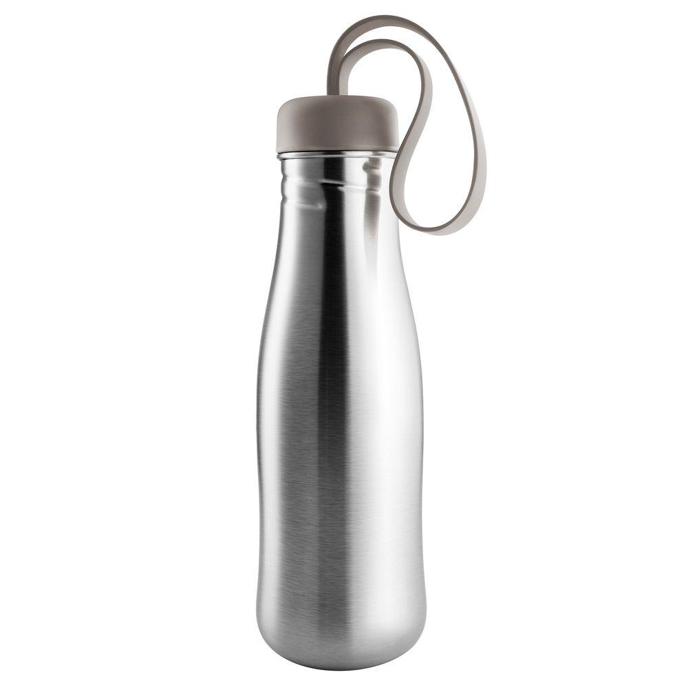 Бутылка для воды Active, серая