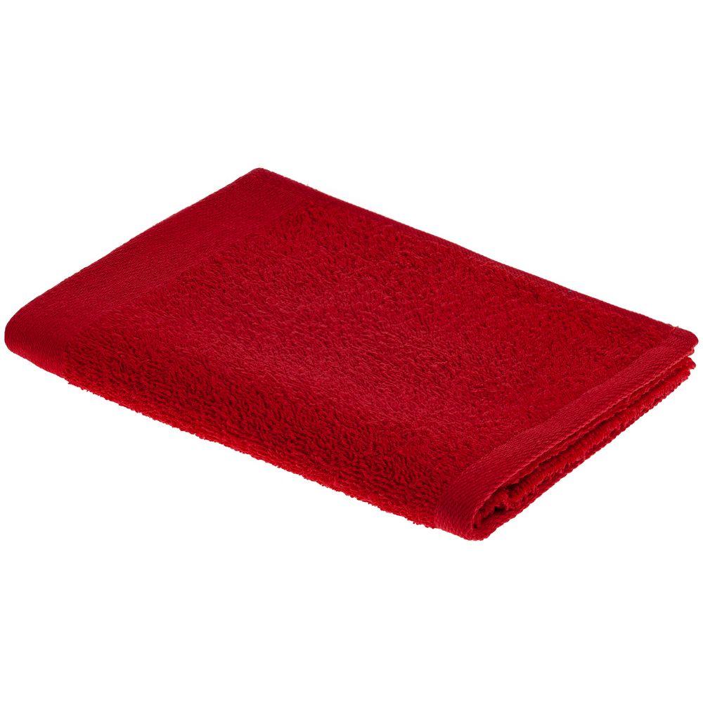 Полотенце Soft Me Light, малое, красное