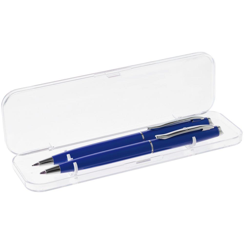 Набор Phrase: ручка и карандаш, синий