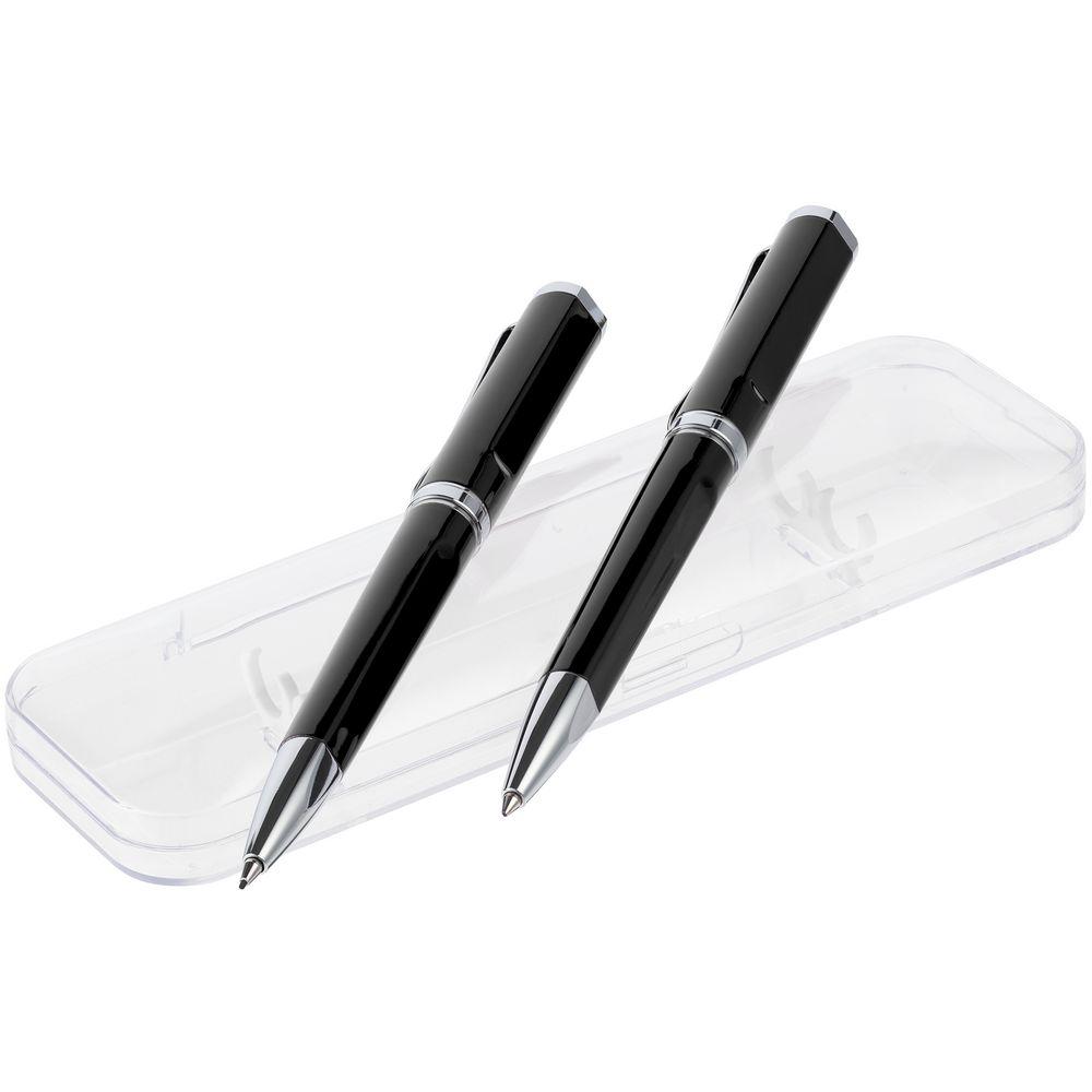 Набор Phase: ручка и карандаш, черный