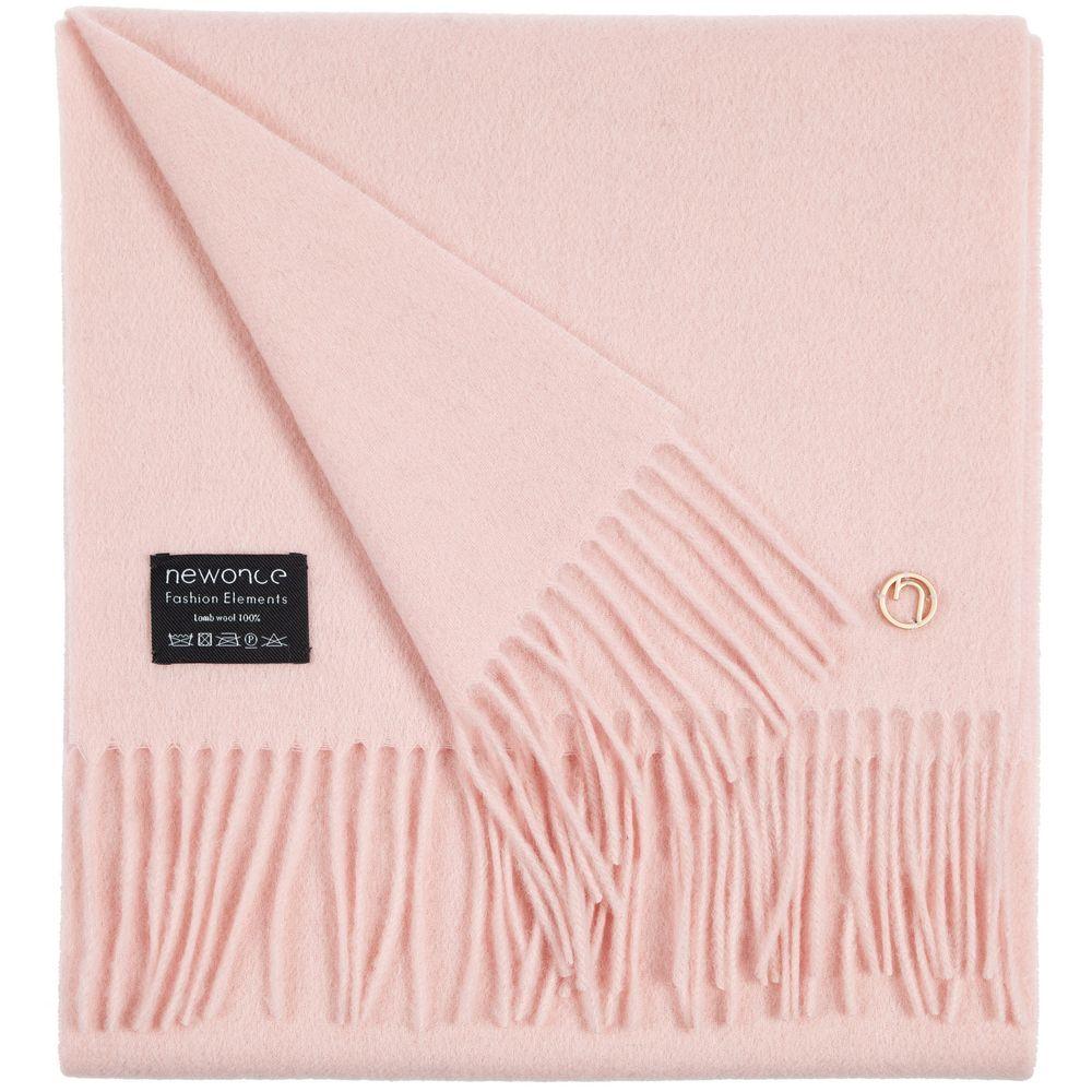 Шарф Graceful, розовый