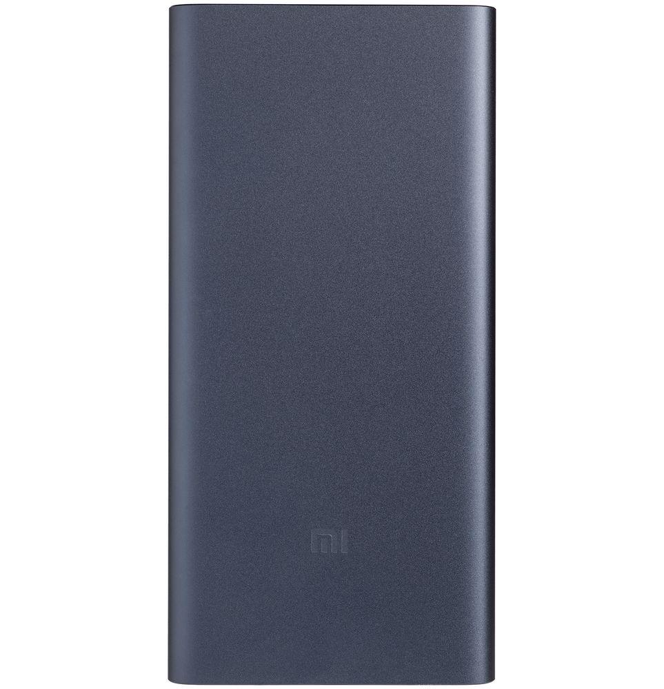 Внешний аккумулятор Mi Power Bank 2S, 10000 мАч, темно-синий