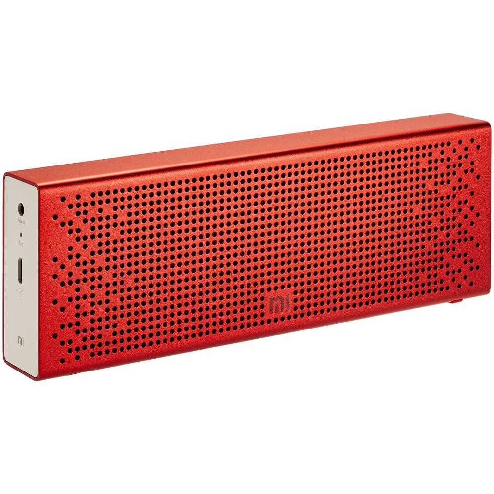 Беспроводная стереоколонка Mi Bluetooth Speaker, красная