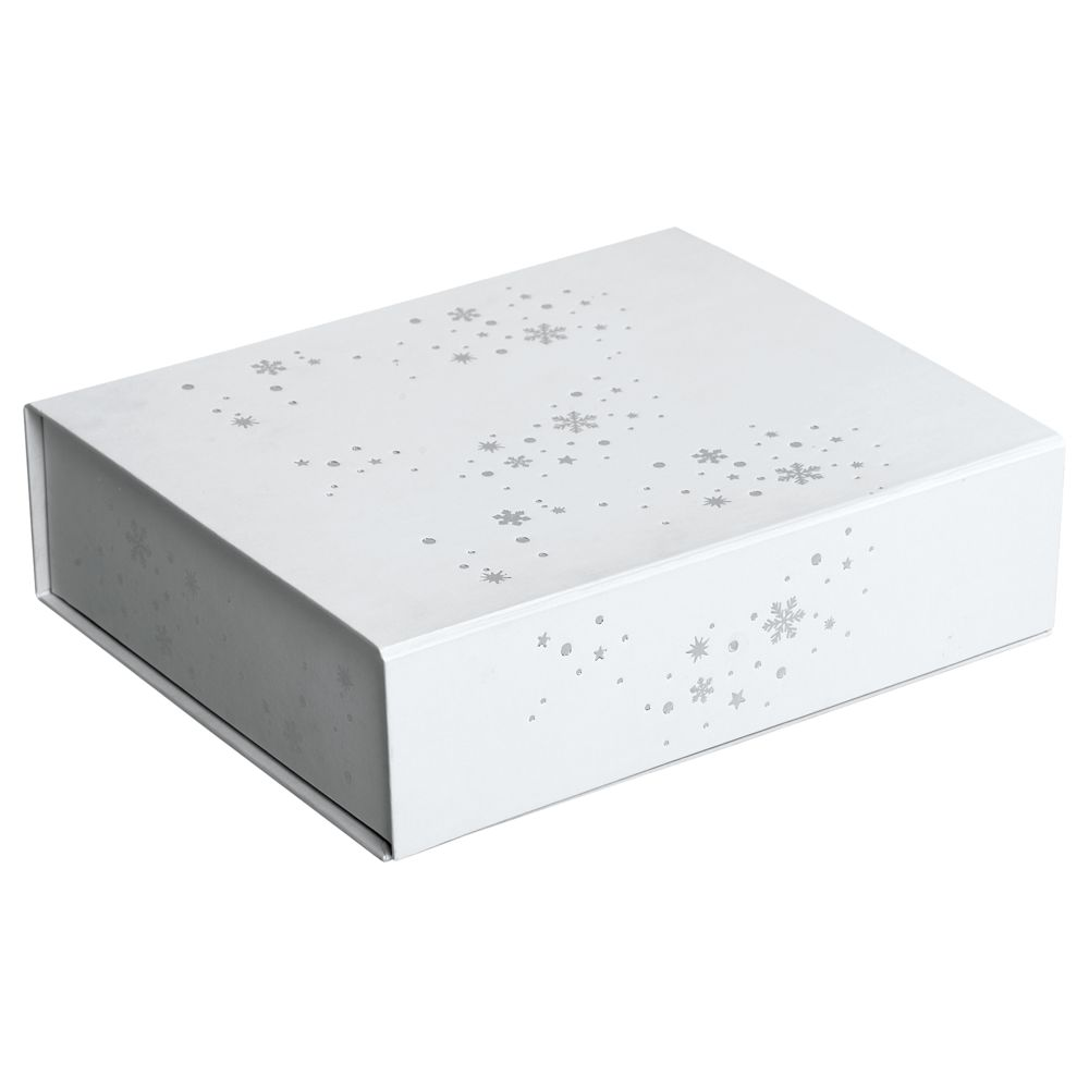 Коробка подарочная Snow