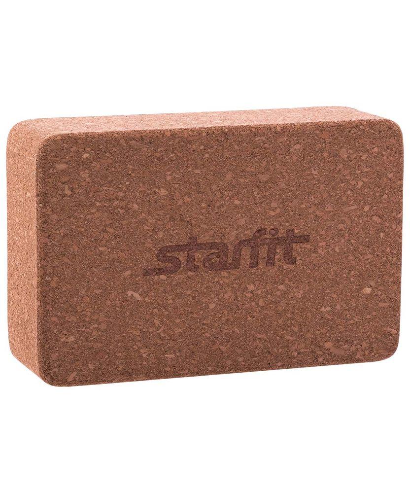 Блок для йоги Cork Block