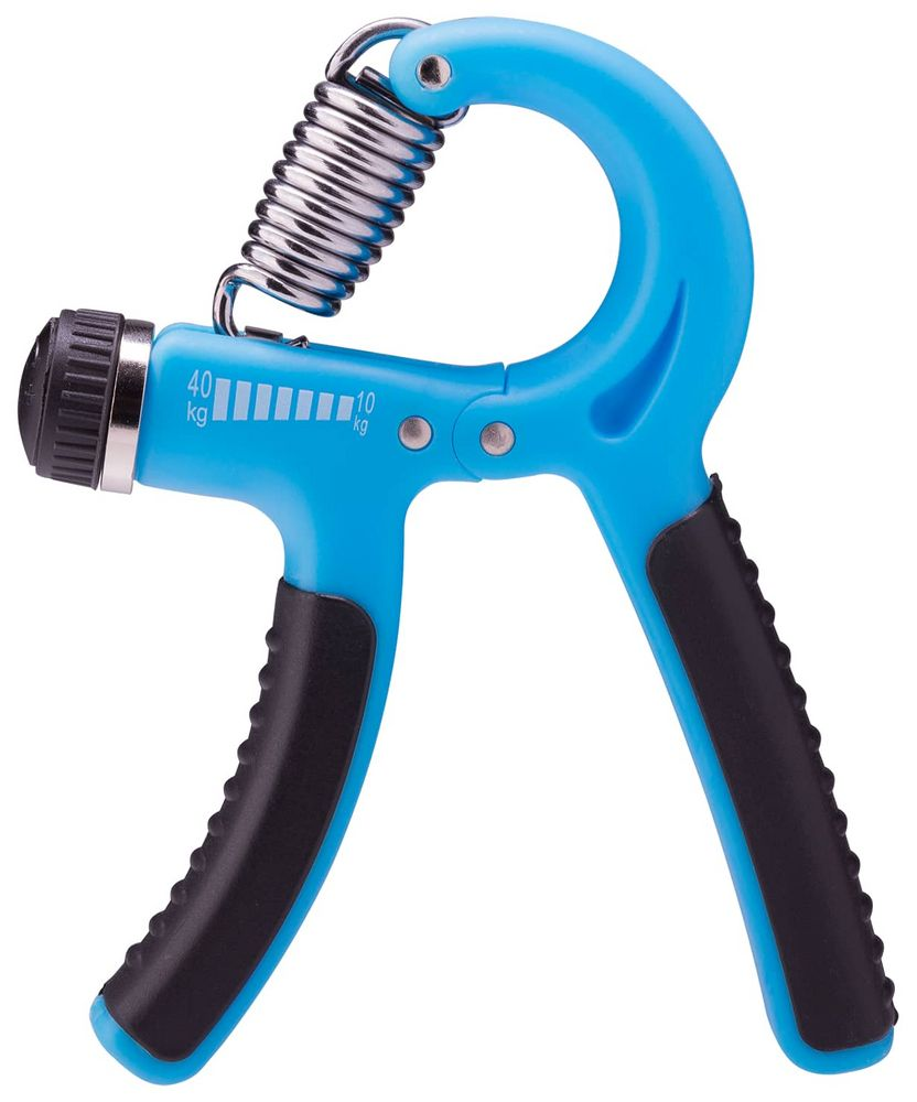 Эспандер кистевой Power Wrist, синий