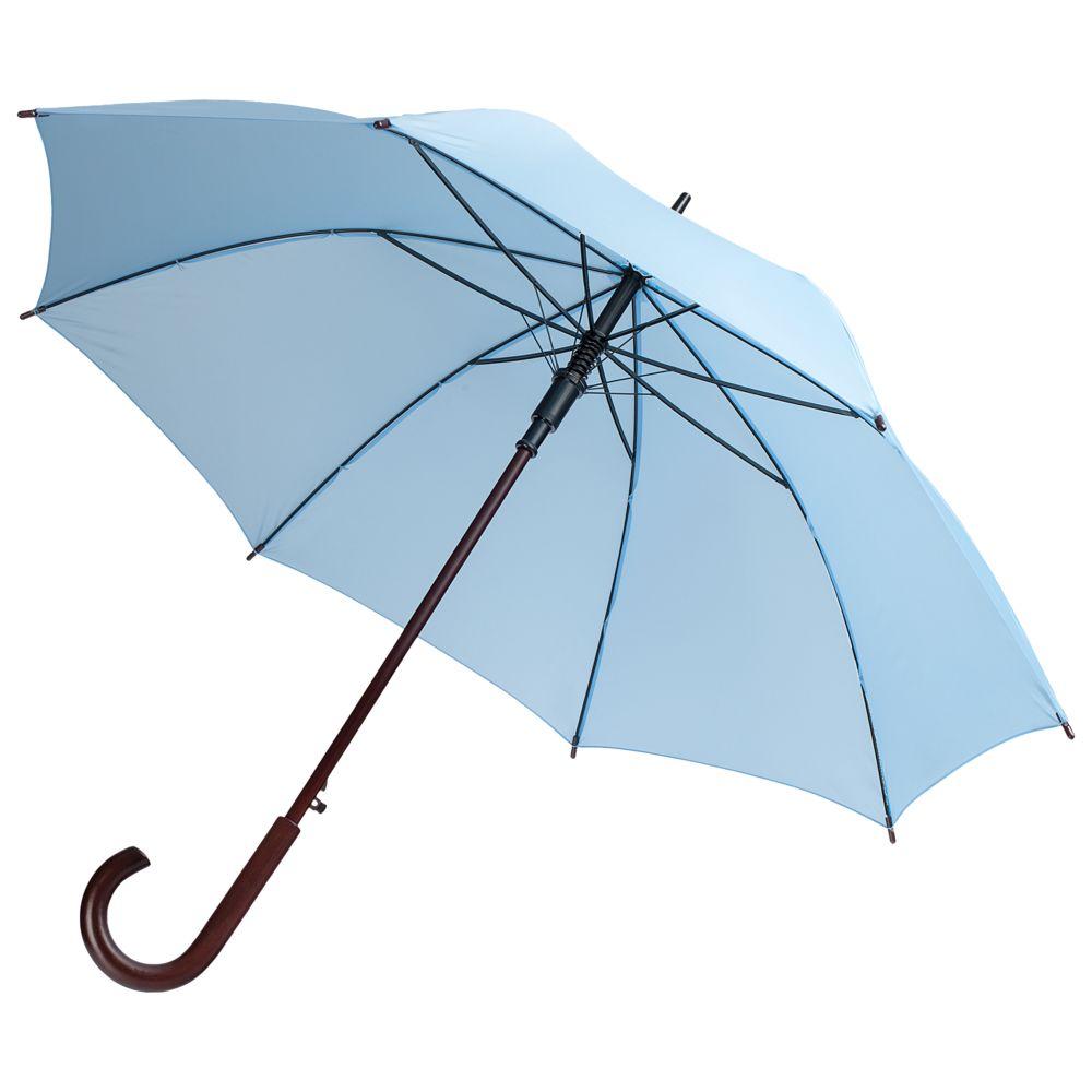 Зонт-трость Standard, голубой