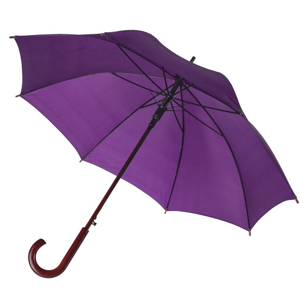 Зонт-трость Standard, фиолетовый