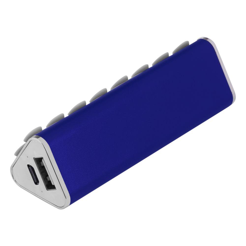 Внешний аккумулятор-подставка stuckBank Plus 2600 мАч, синий