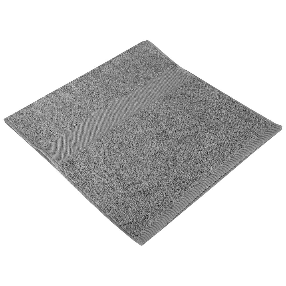 Полотенце махровое Soft Me Small, серое