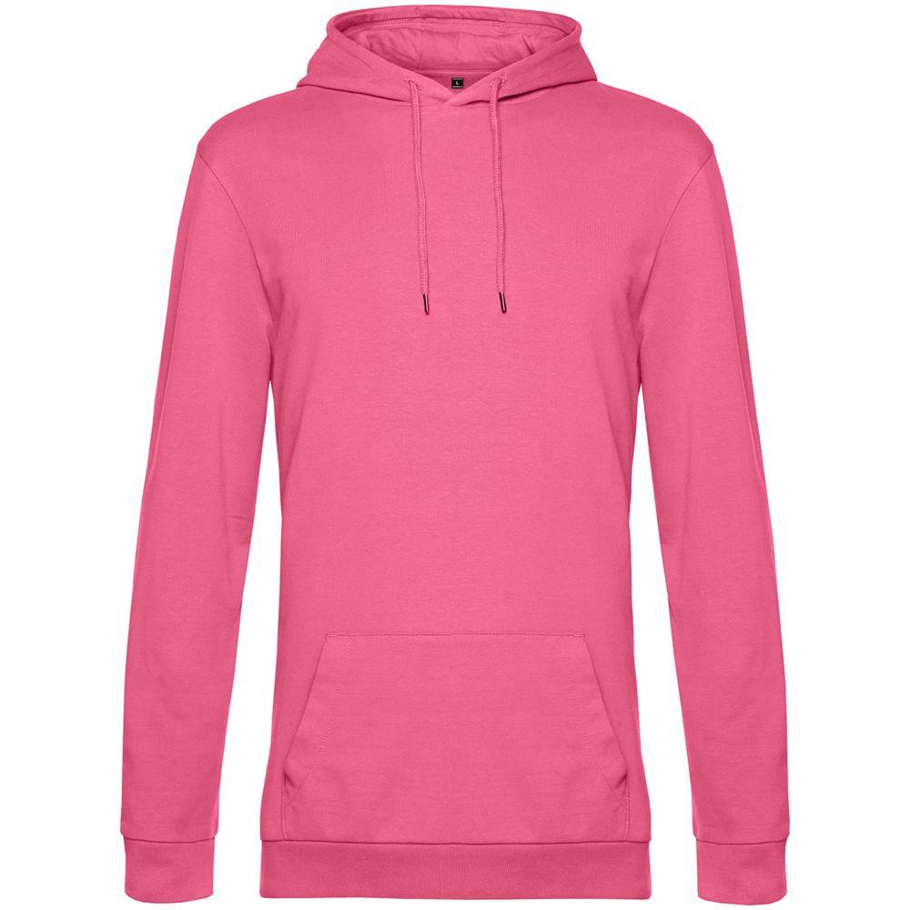 Толстовка с капюшоном унисекс Hoodie, розовая