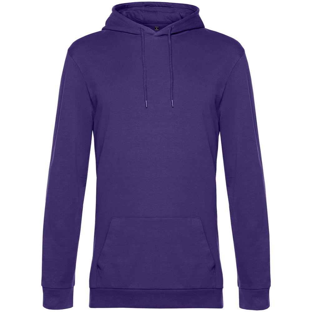 Толстовка с капюшоном унисекс Hoodie, фиолетовая