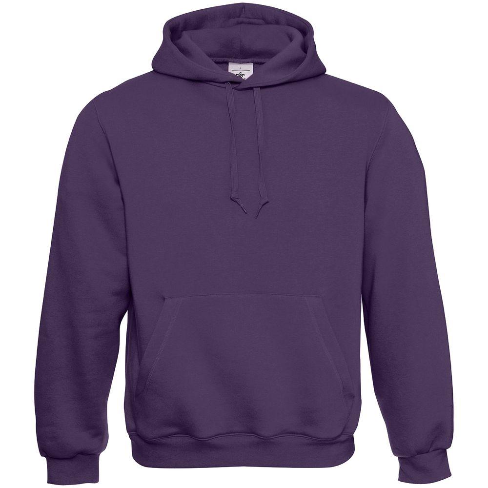 Толстовка Hooded, фиолетовая