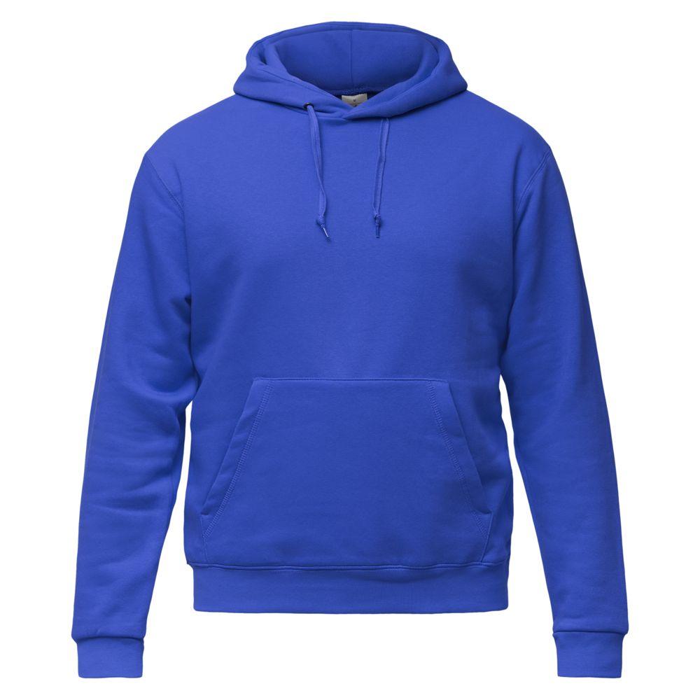 Толстовка Hooded, ярко-синяя
