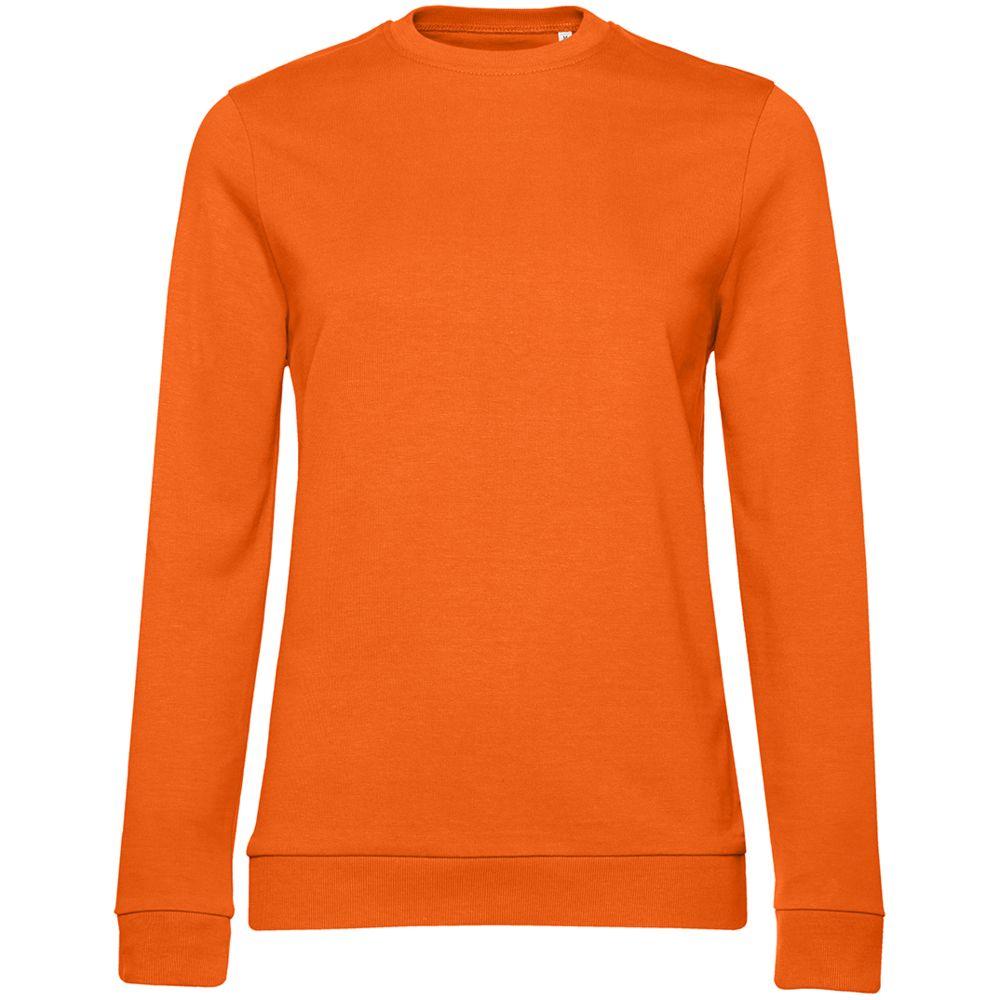 Свитшот женский Set In, оранжевый