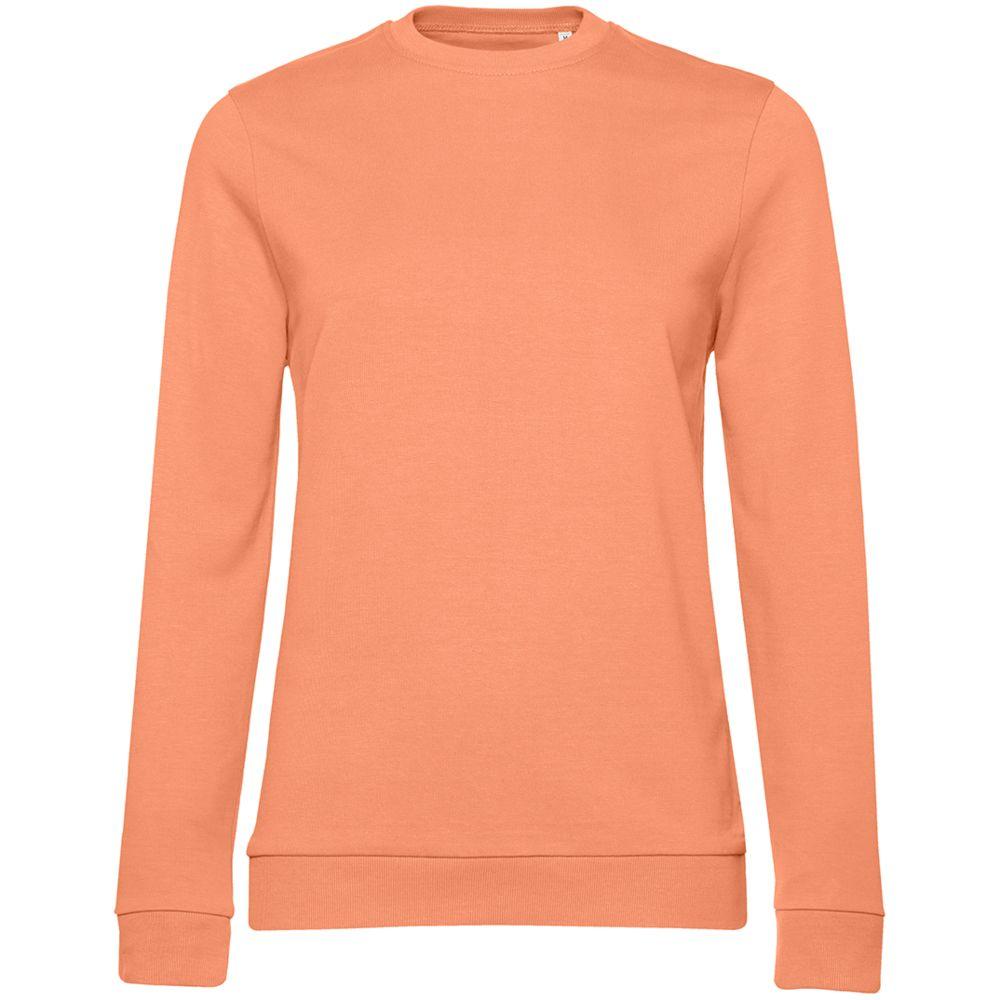 Свитшот женский Set In, светло-оранжевый
