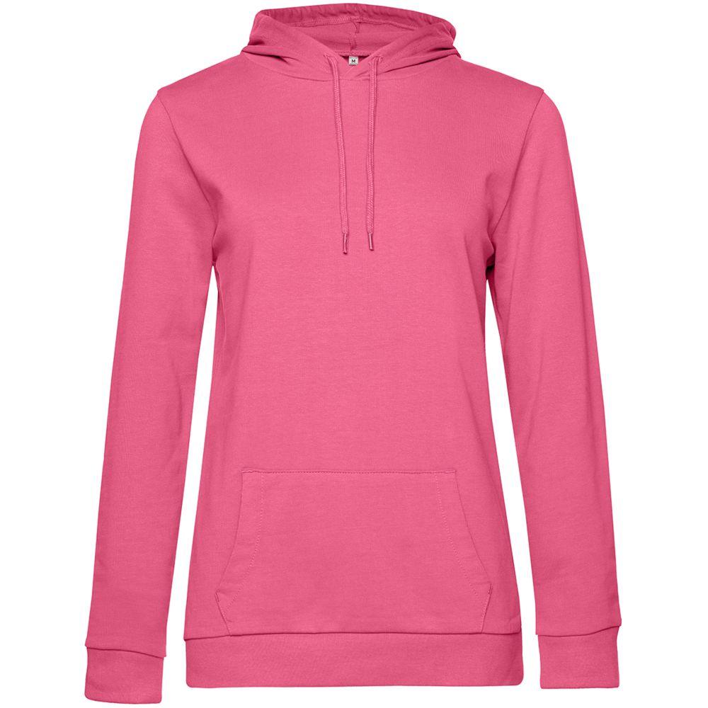 Толстовка с капюшоном женская Hoodie, розовая