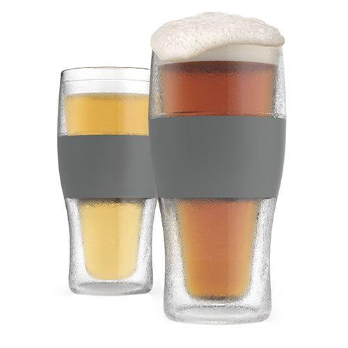 Набор охлаждающих бокалов для пива Freeze