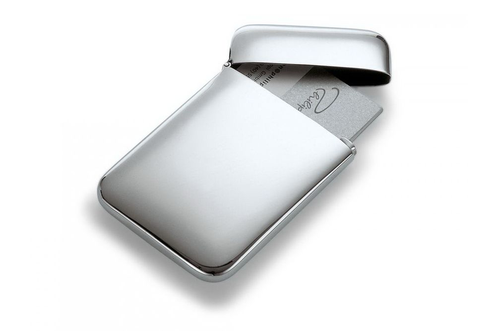 Чехол для хранения карт и банкнот Cushion
